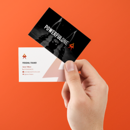 Branding and business card design
