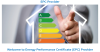 Energy Performance Certificate (EPC) Provider