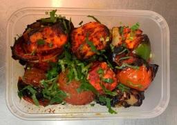 Great vegetarian option - Ponir Shashlik