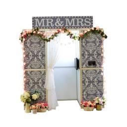 The Indoor Wedding Booth
