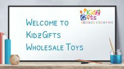 Kidz Gifts Online Toy Shop - Wholesale Toys UK