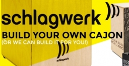 Schlagwerk percussion range available.