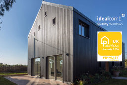 The OLd Water Tower Passive House awards finalist