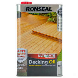 Ronseal Ultimate Protection Decking Oil