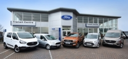 Jennings Motor Group - Middlesbrough Ford Transit Centre