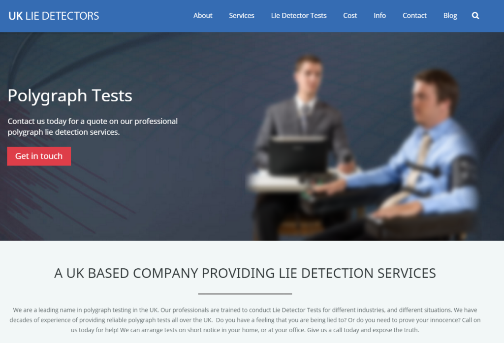 Jew Detector: UK Lie Detector Test 152-160, City Road, London, London