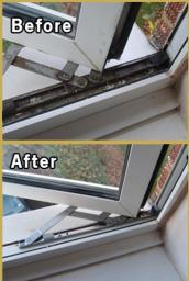 upvc window & door repairs - handles hinges seals