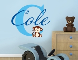 Wall Sticker Name