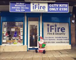 IFire UK Ltd Shop