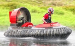 The Snapper Hovercraft We Use are the Best Available...