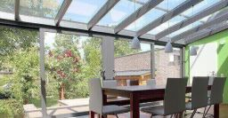 conservatory glass roof Peterborough