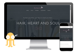 Hair, Heart & Soul - By Pulpo Design.