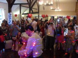 Wedding DJs entertain in Essex