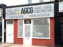 AGCG - 74, Seaside, Eastbourne - Home builders