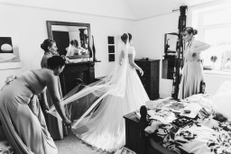 Nikki & Pete's Cornwall Wedding