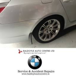 BMW 520 After