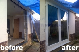French Doors in Poole, Dorset