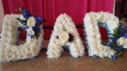 Dad Funeral Flowers