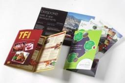 Brochures and folders