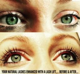 Eye Enhancing Lash Lift