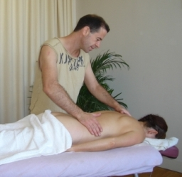 Male Massage Therapist Masseur SW London