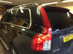 car window tinting in hampshire