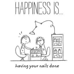 Nailzone Queen Street - Happiness Is...