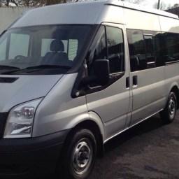 Next Stop Travel Minibus hire