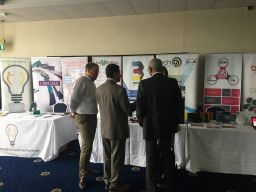 Cache4 IT Solutions at carlisle business expo