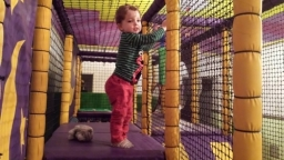 Soft Play Frame at Crafty Wizards World