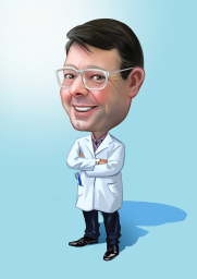 Damian Flanagan - Principal Dentist.