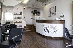 Pink & Rose Hair Salon Ground Floor
