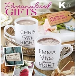 Kleeneze & K LIFE Personalised products