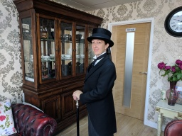Funeral Director Samantha Ward