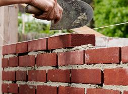 Brick Wall Gloucestershire
