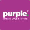Purple   Certified Apple IT Support