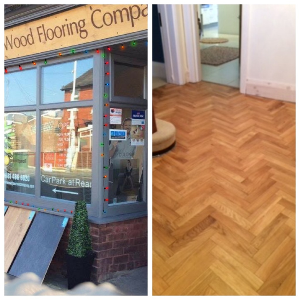 Details For The Wood Flooring Company In 13 Gill Bent Road