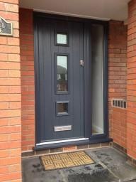 CombiDoor Composite Door Installation