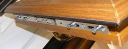 window receivers espagionette espag mechanism