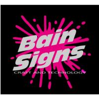 Bain Signs