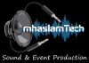 mhaslamTech Sound and Event Production