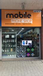 MOBILE PHONE SHOP WEST BROMWICH