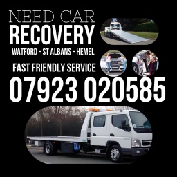NCR RECOVERY   Watford Car Breakdown & Recovery