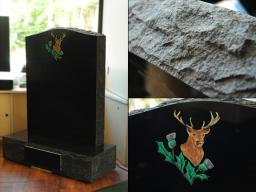 Bespoke headstone designs