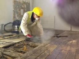 Asbestos Management Surveys in Newport reveal asbe