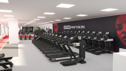 Moulton Leisure Centre - gym