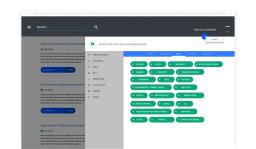 Desktop web platform