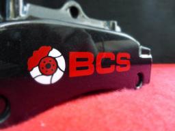 BCS brake caliper