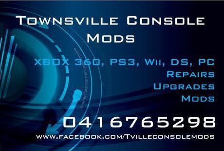 Townsville Console Mods Railway Estate, Railway Estate, QLD, 4810