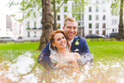 London Wedding Photographer - Lansdowne Club